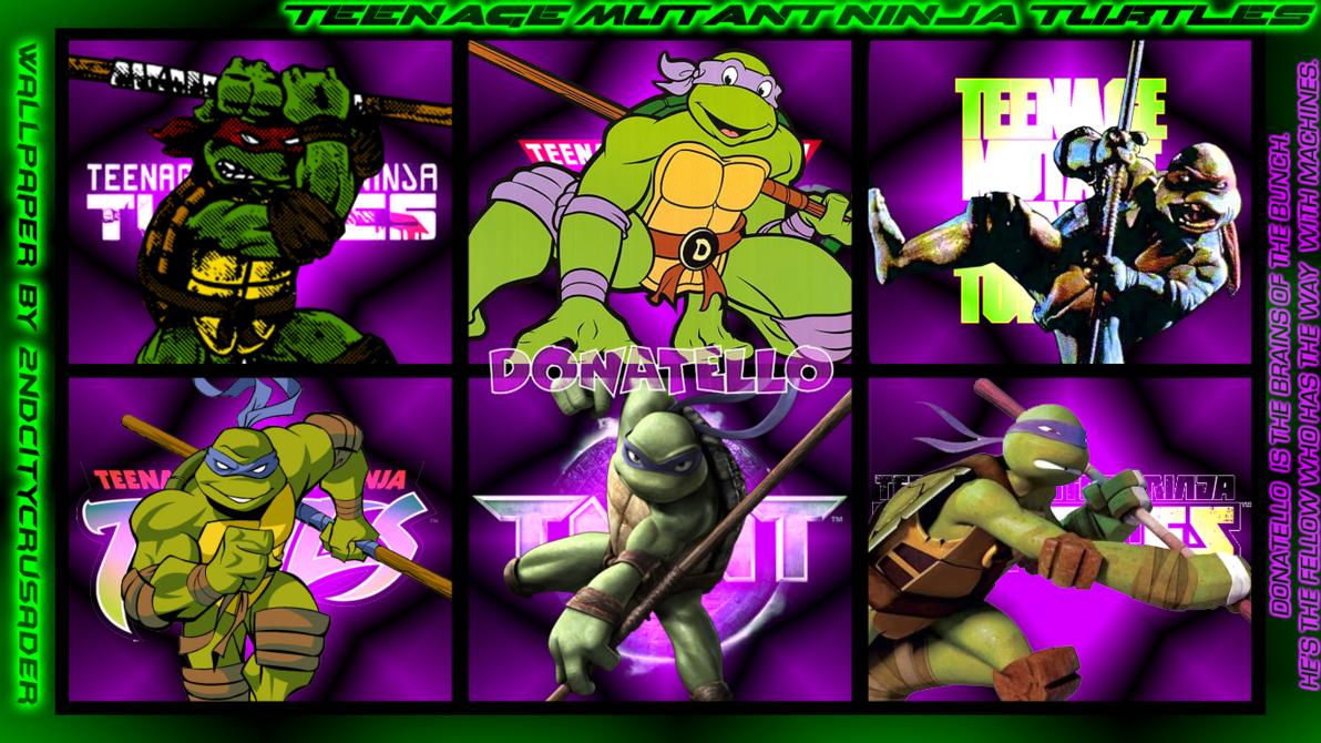 TMNT Generations 2 Wallpaper   Donatello Desktop and mobile 1192x670