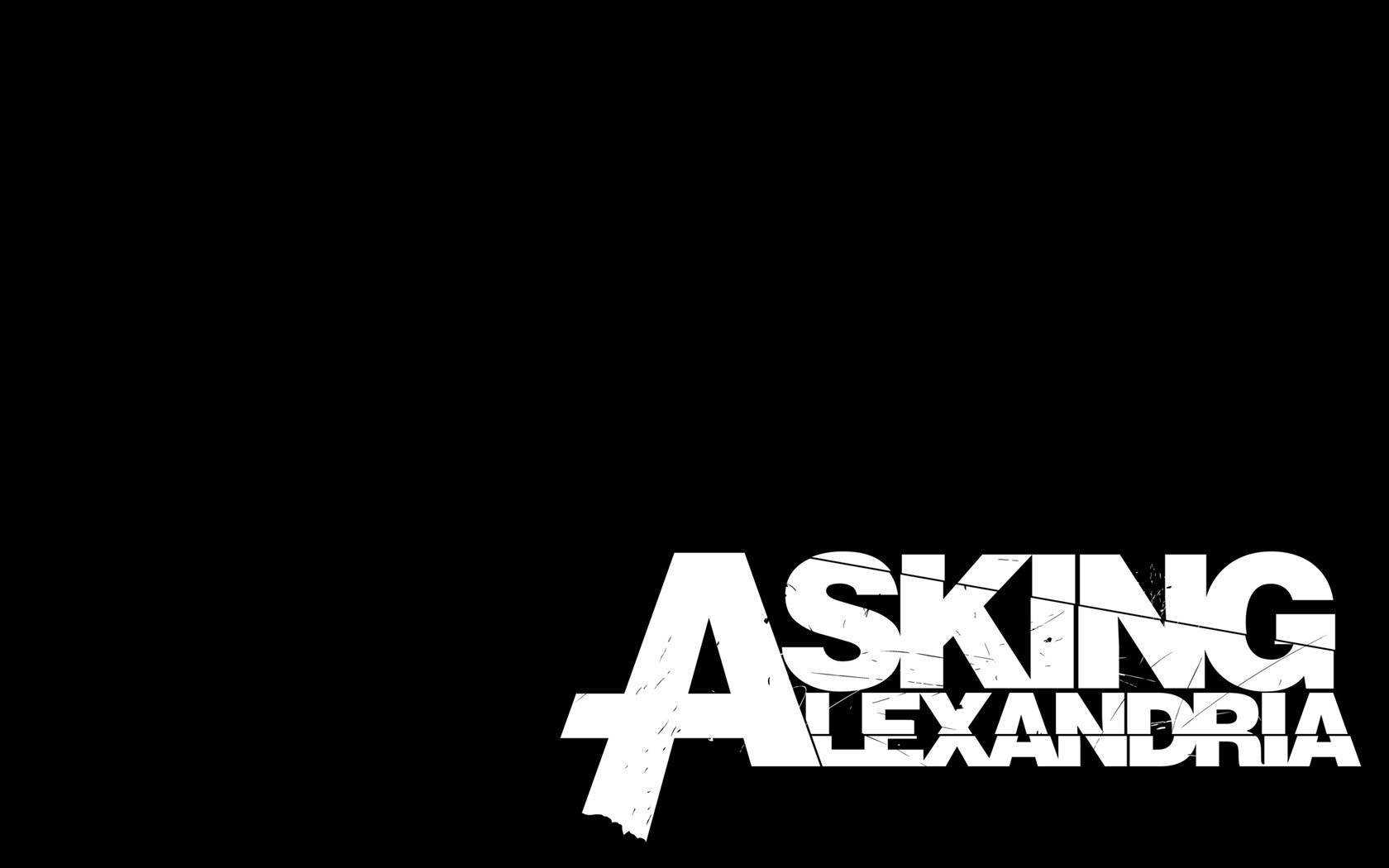 asking alexandria wallpaper background 1680x1050
