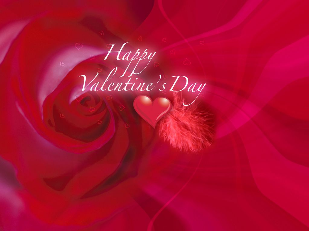 Valentines Day Backgrounds 1024x768