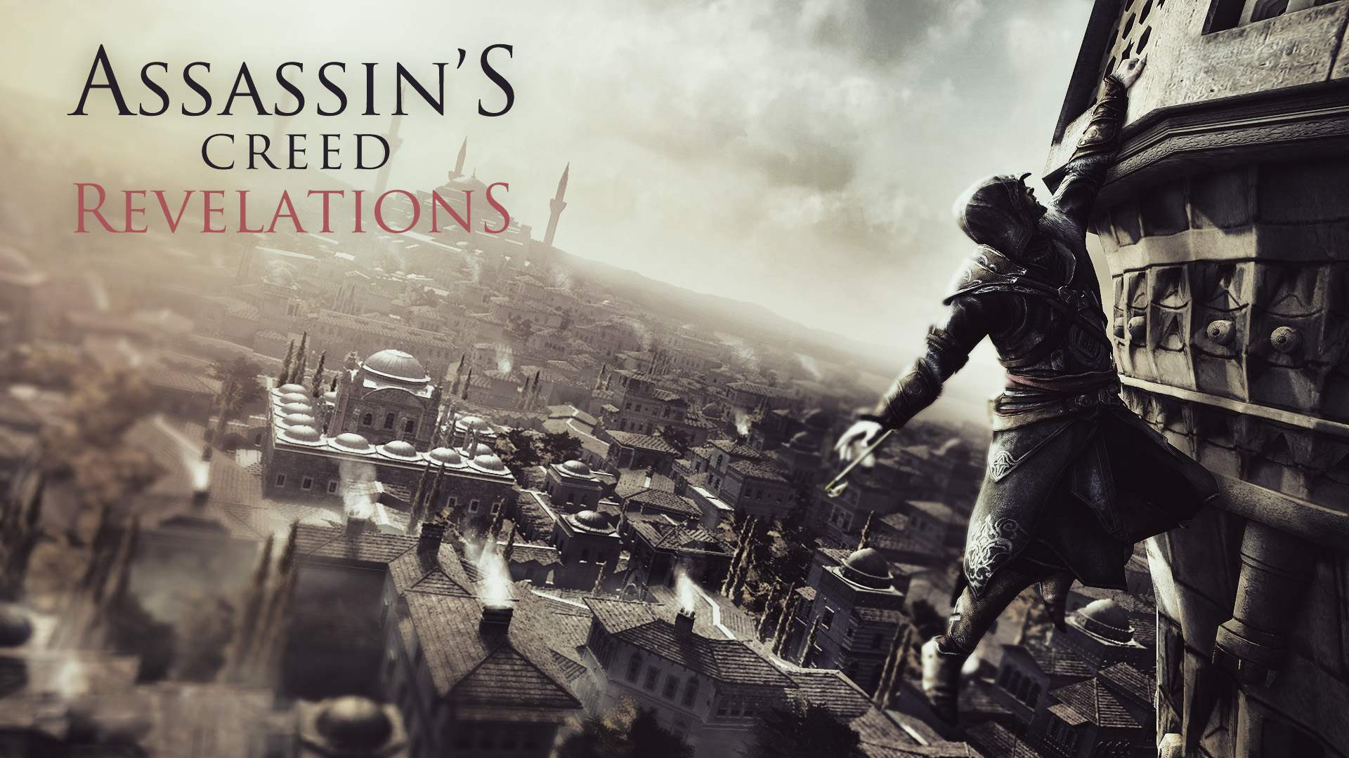 Assassins Creed Revelations Wallpaper Full HD 1080p HD Desktop 1920x1080