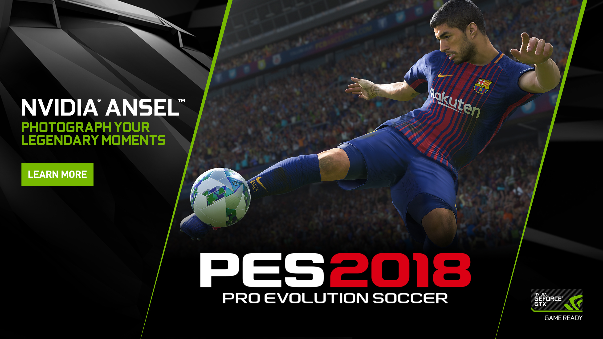 Pro Evolution Soccer 2018 Capture The Beautiful Game From 2560x1440