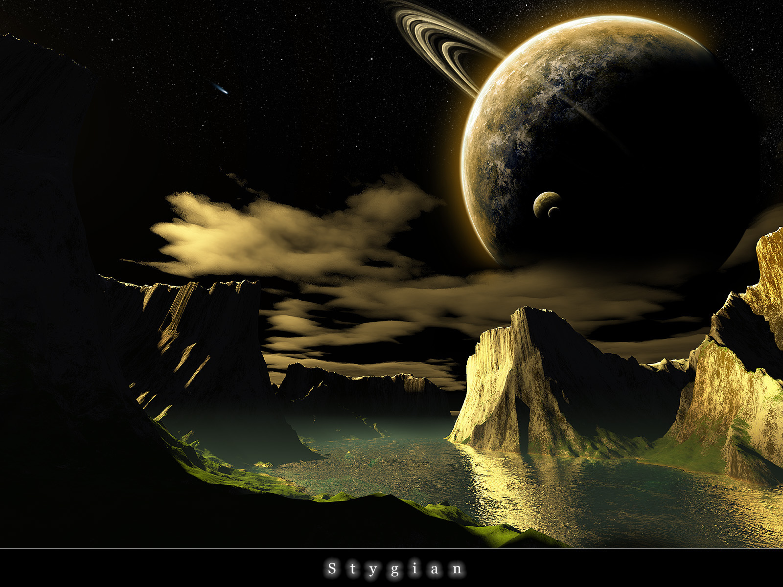 Space Art Wallpaper Sci Fi   Space Wallpaper 8069819 1600x1200
