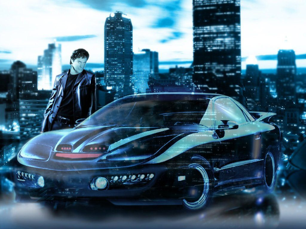 Knight Rider Car Wallpapers Wallpaper High de Arts 1024x768
