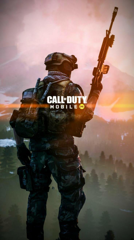 Call of duty mobile guns Imagenes de video juegos Fondo de 736x1309