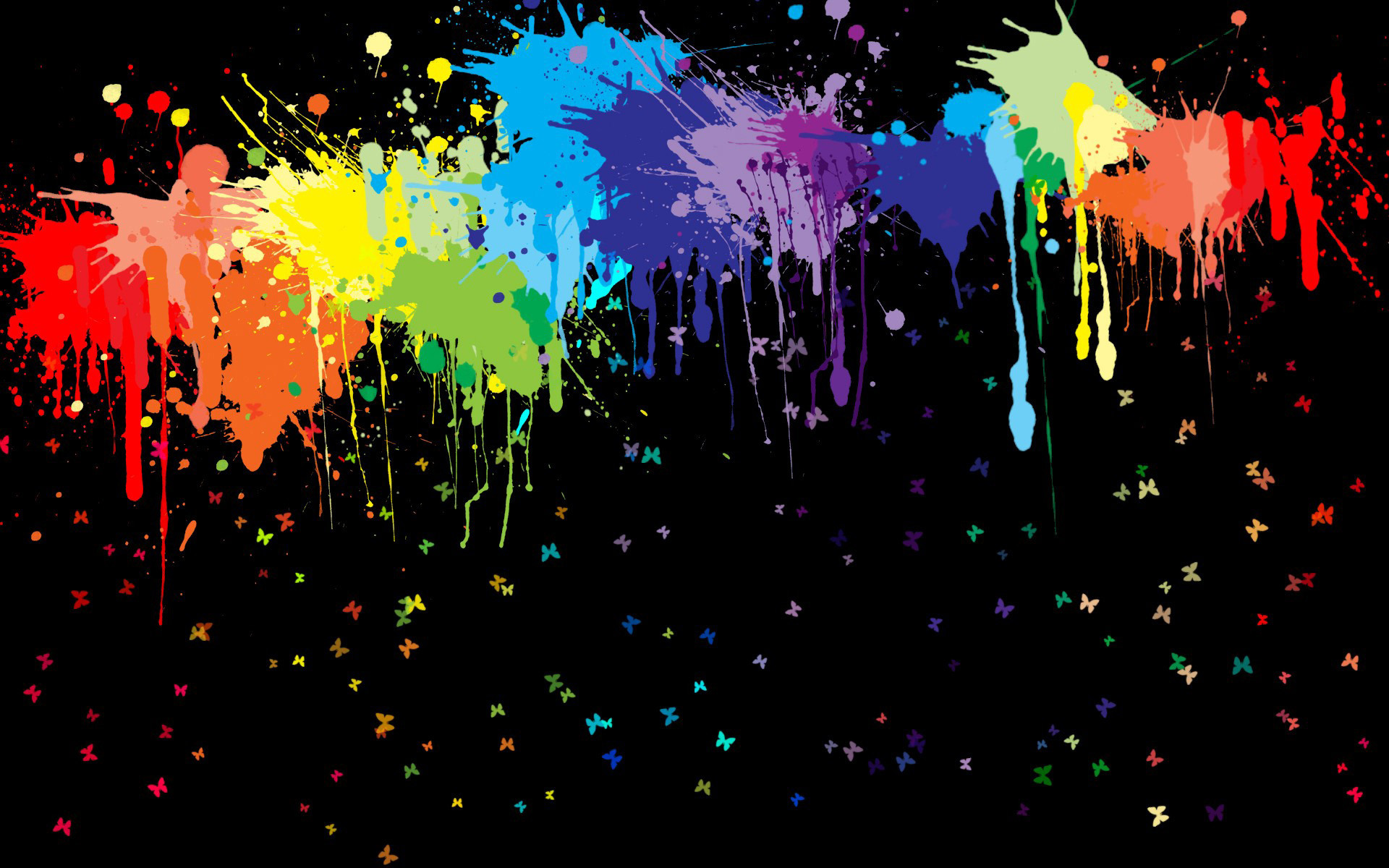 Very Colorful Backgrounds 1920x1200