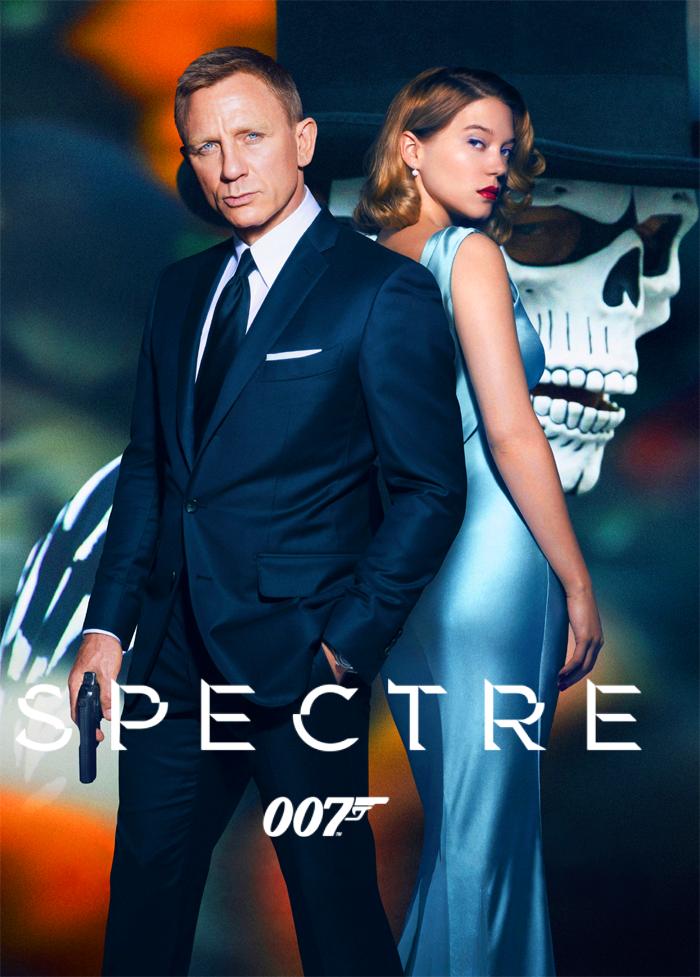 Revista Mago Filmes Sries 007 Spectre   review wallpapers 700x977