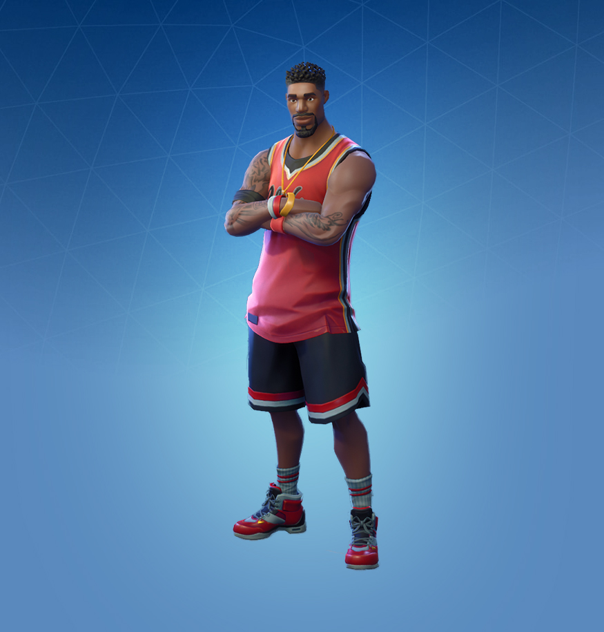 Fortnite Jumpshot Skin   Outfit PNGs Images   Pro Game Guides 875x915