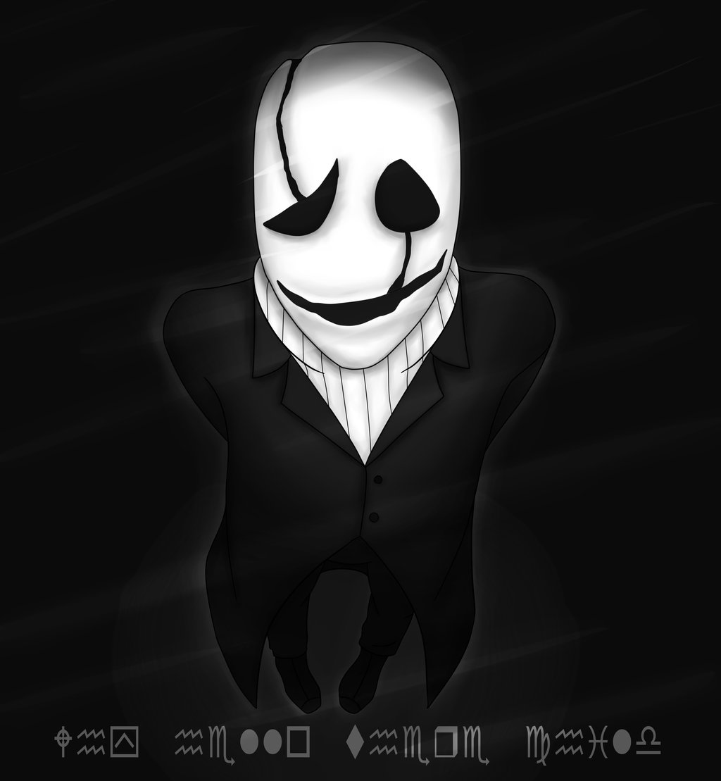 Free Download Gaster Undertale Wallpaper Related Keywords