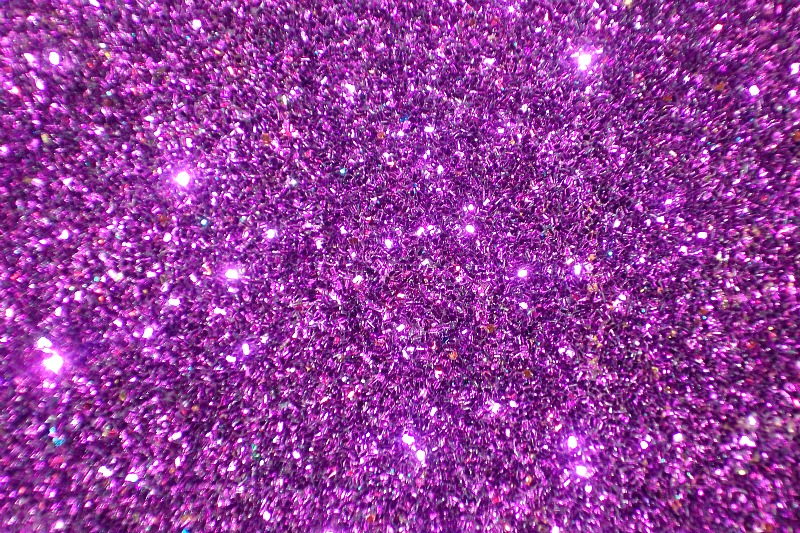 Dee Dee Russell San Francisco Glitter Painting Deep Purple Online 800x533