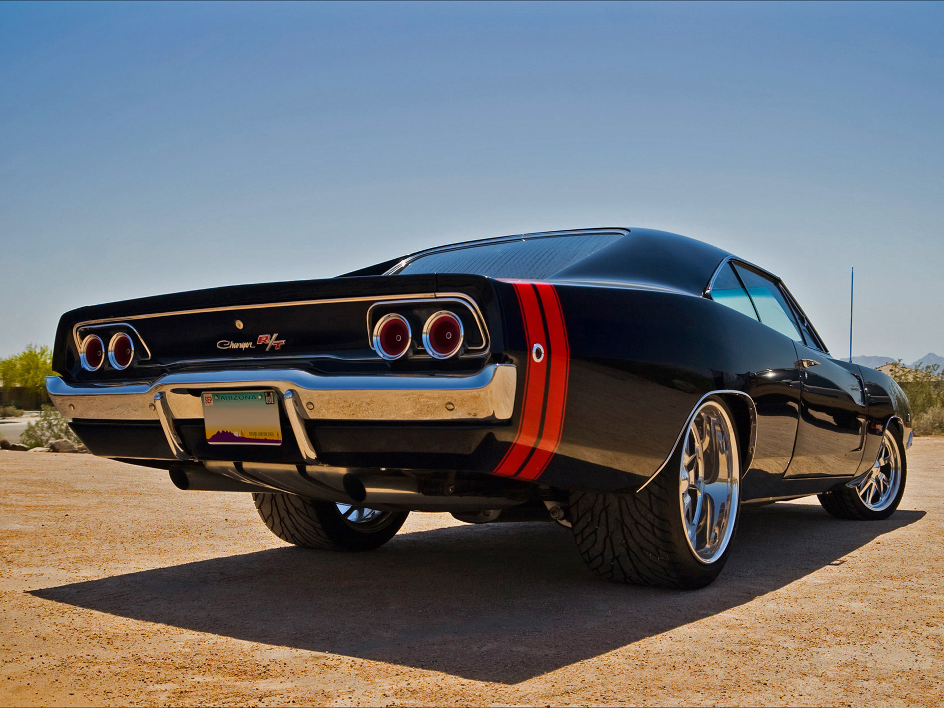Pictures Muscle cars wallpapers on your desktop computer to download 1920x1440