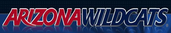 Pin University Of Arizona Wildcats Logo 596x115