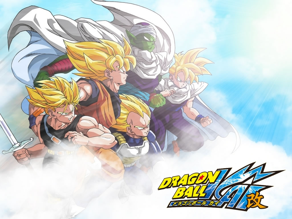 Dragon Ball Kai Wallpaper Wallpaperholic 1024x768