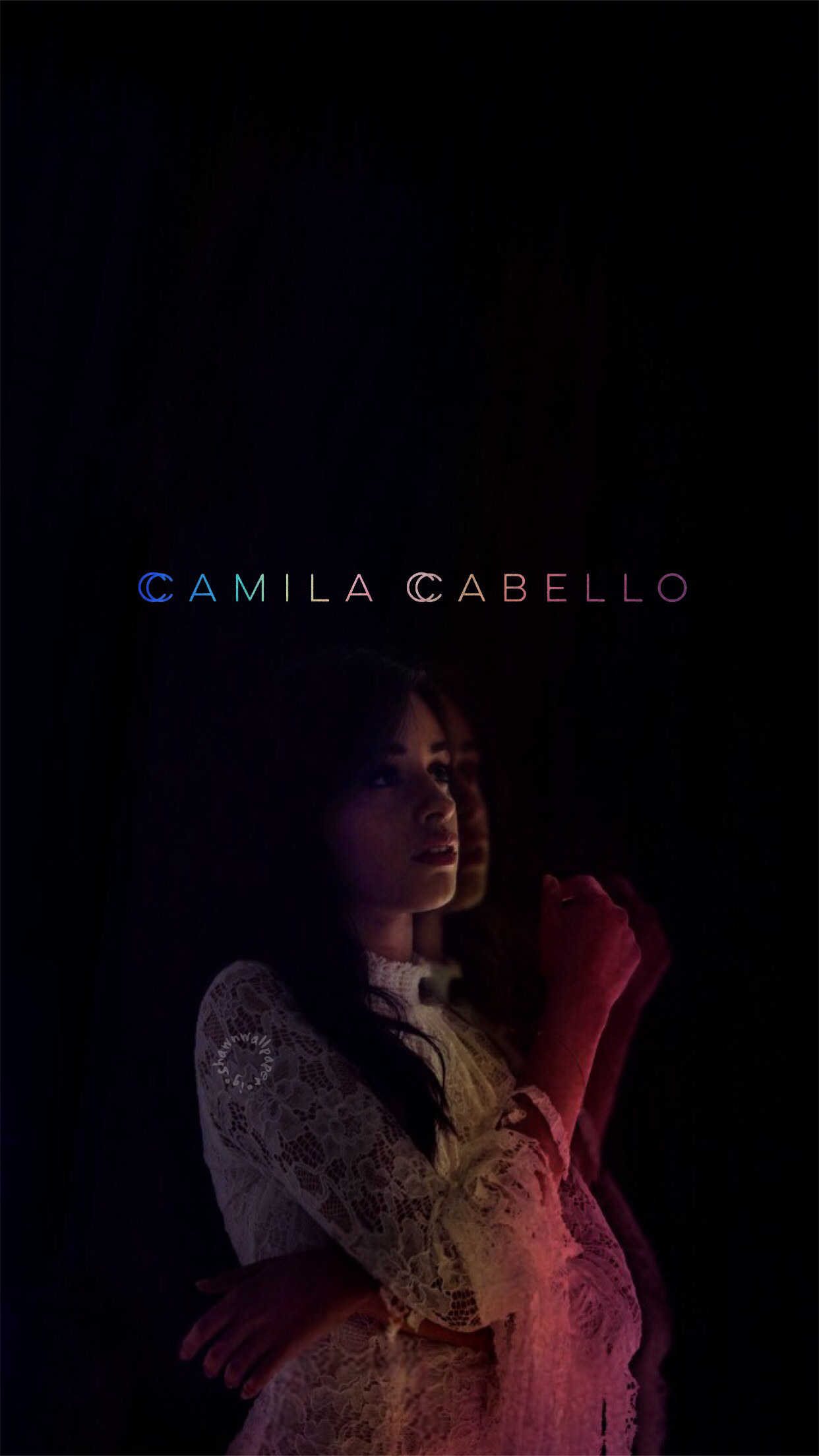 Cabello Lauren jauregui in 2019 Camila Cabello Fifth harmony 1242x2208