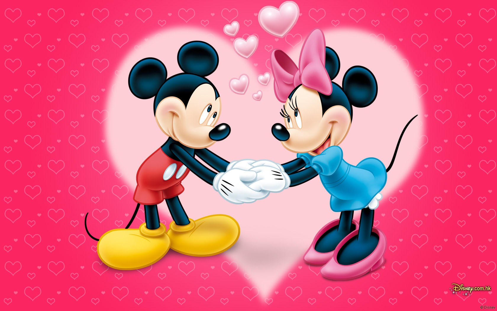 Mickey Mouse Computer Wallpaper