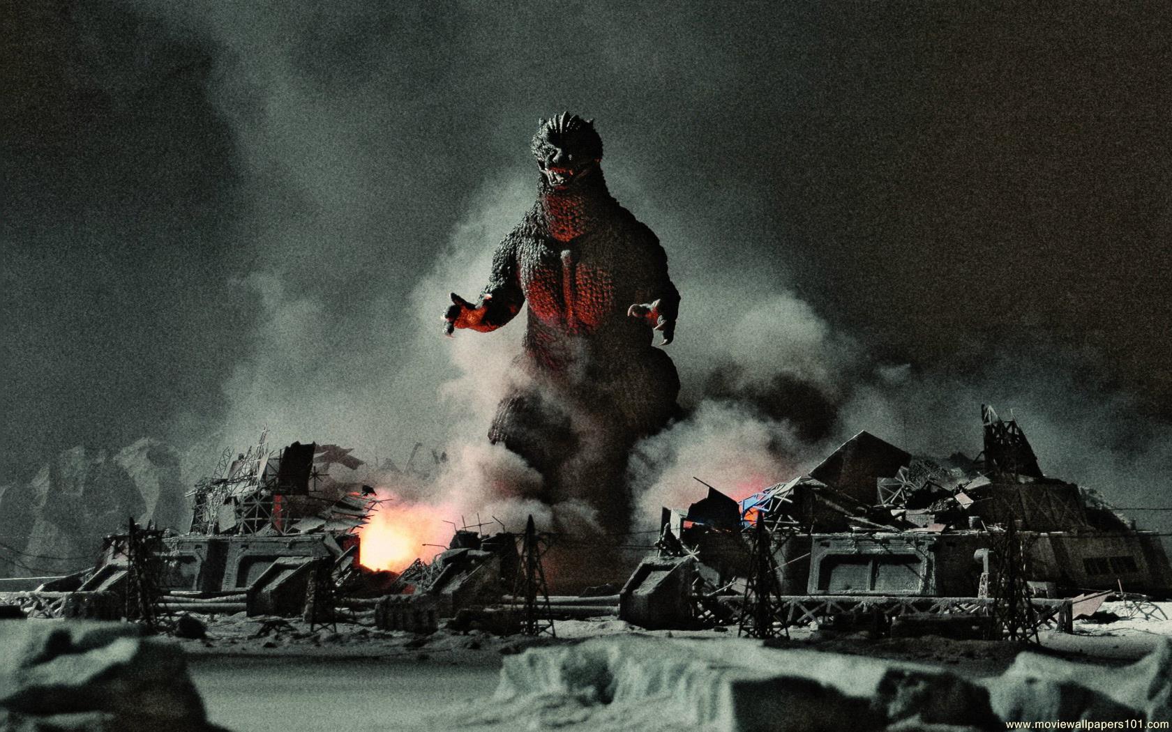 Godzilla wallpaper   1680x1050 MovieWallpapers101com 1680x1050