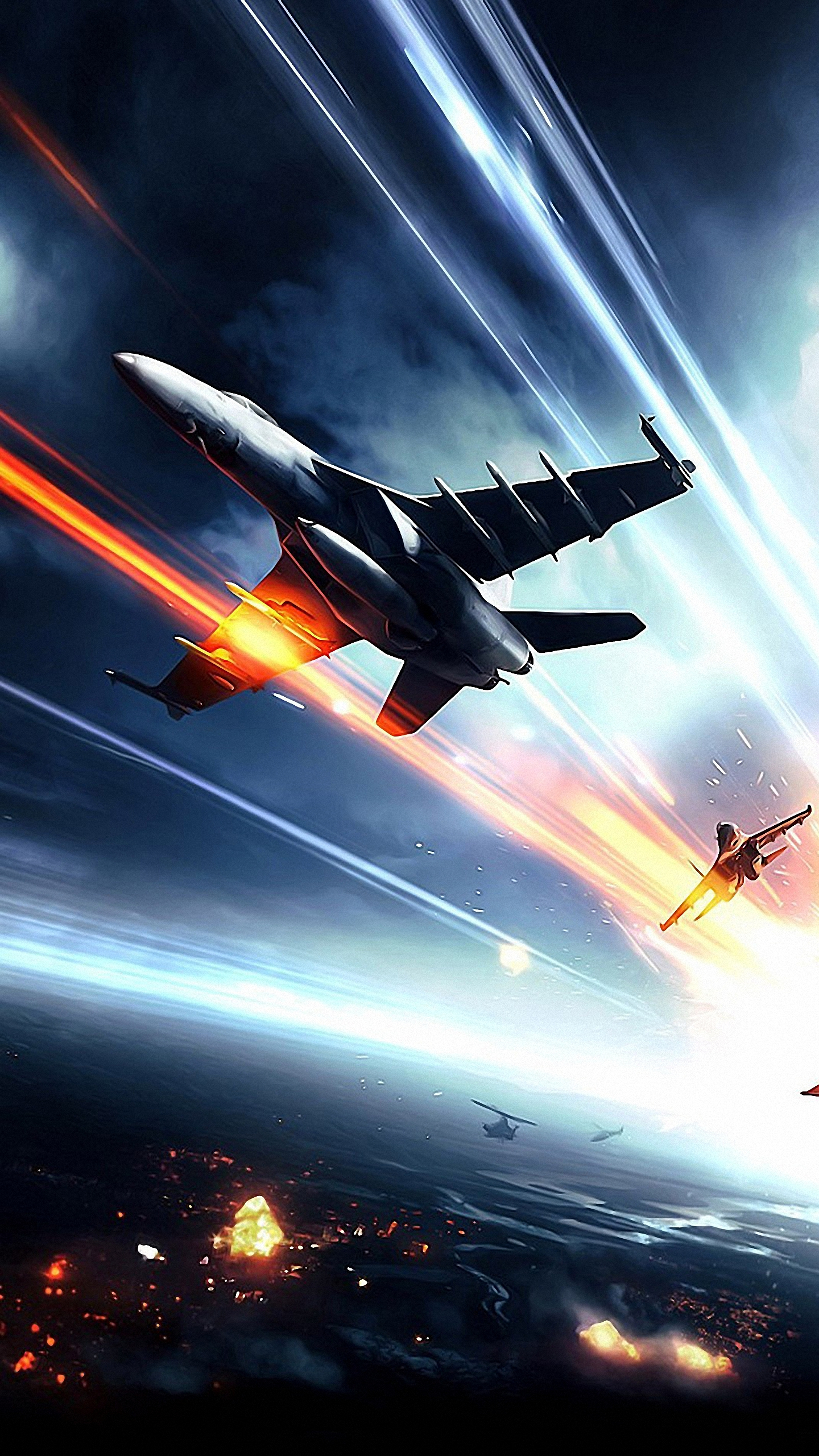Battlefield 3 Games iPhone 6s Wallpapers HD 1440x2560