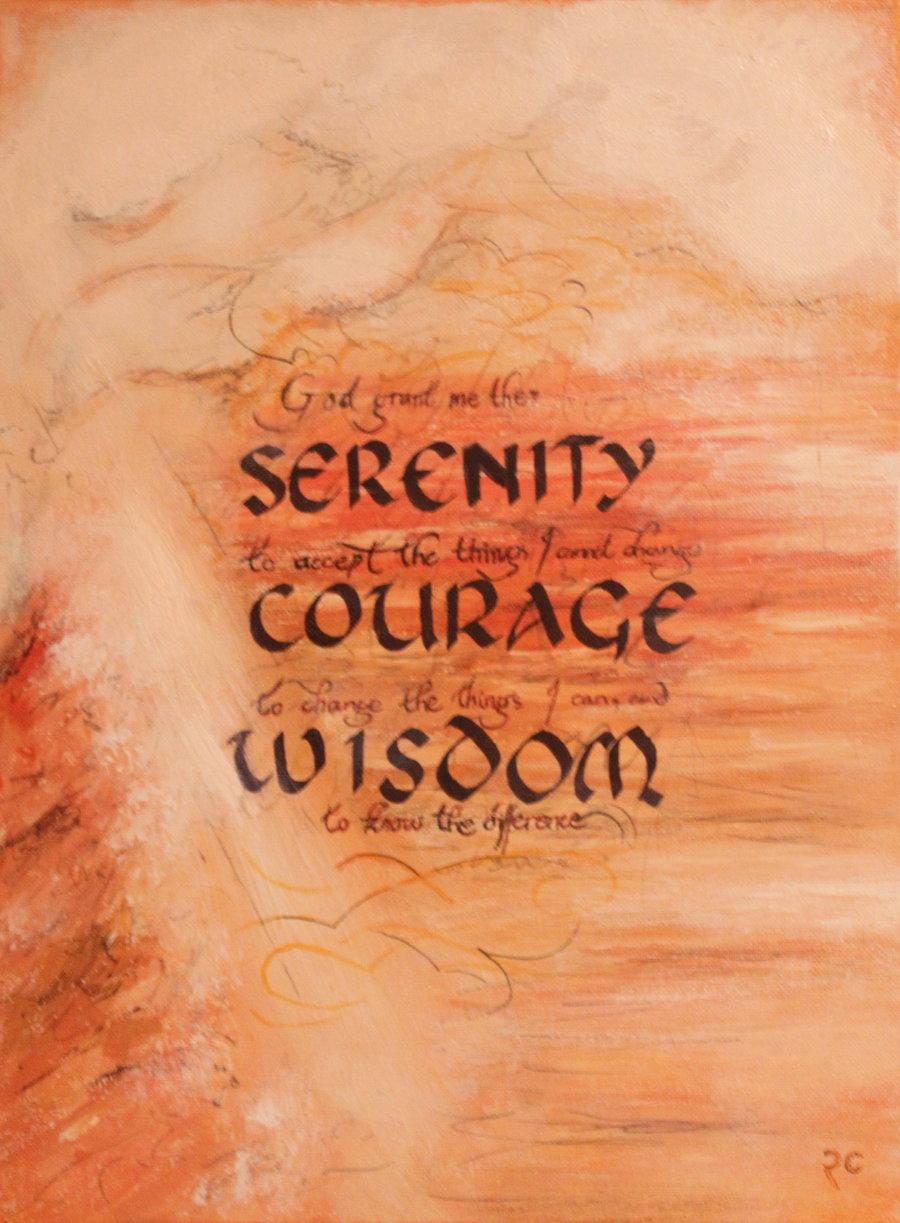Free Download Serenity Prayer Wallpaper Serenity Prayer By
