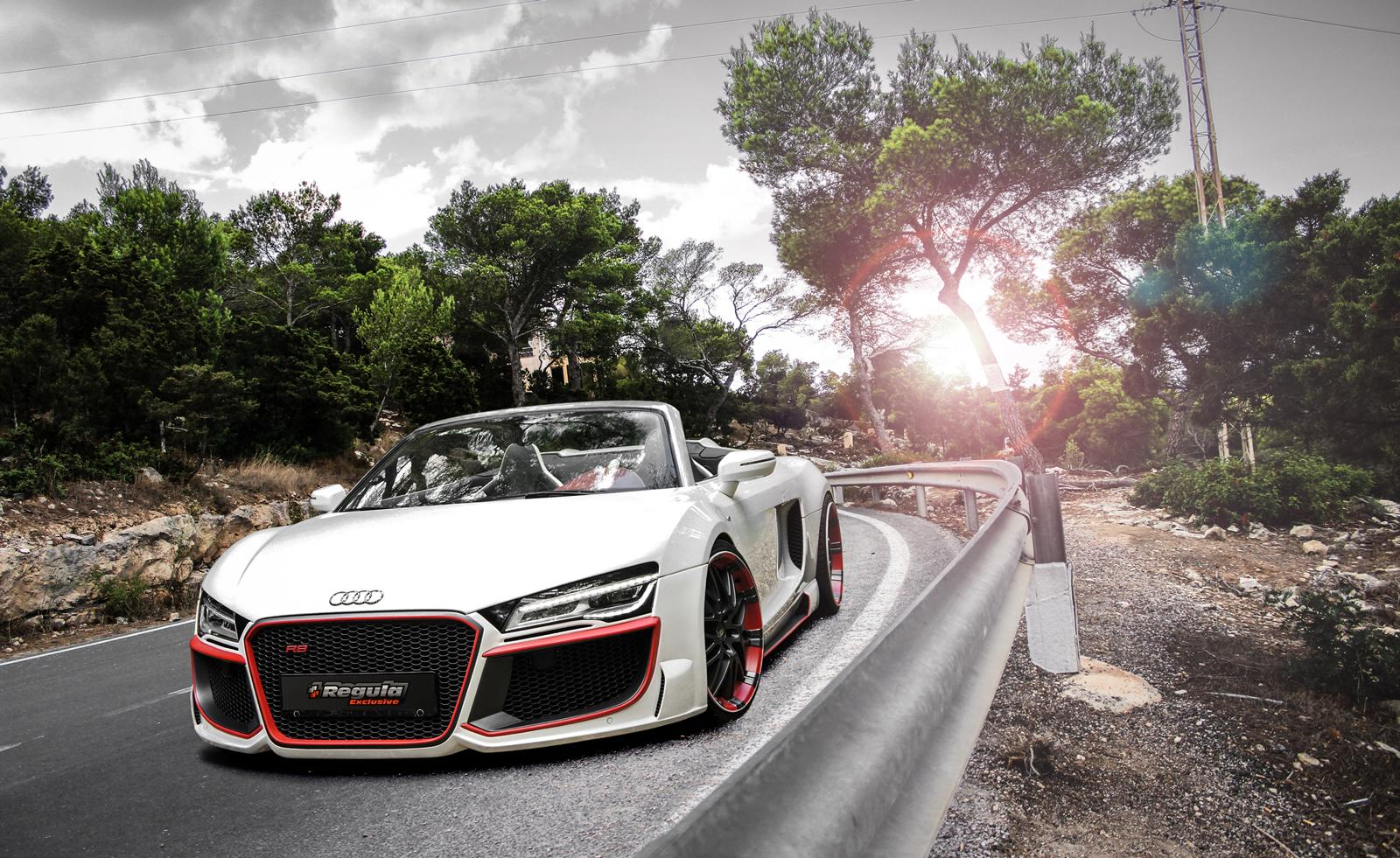 Audi R8 Spyder 2014 Wallpaper Wallpaper Dekstop Wallpapers Design 1600x981