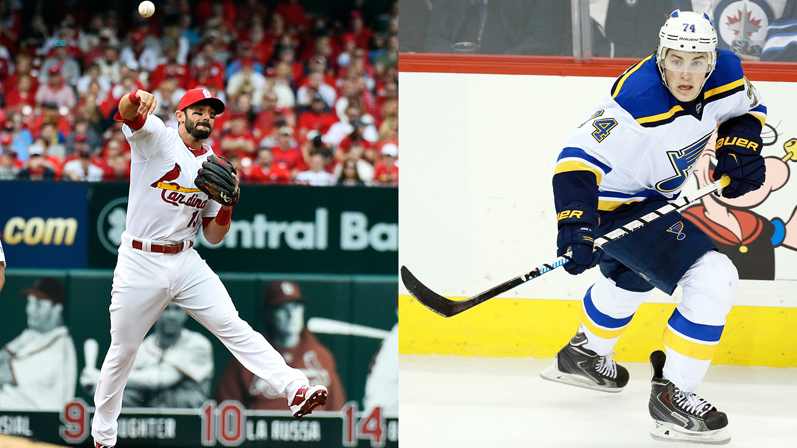 FSMW to show 12 hours of Cardinals and Blues on Thursday FOX Sports 1600x900