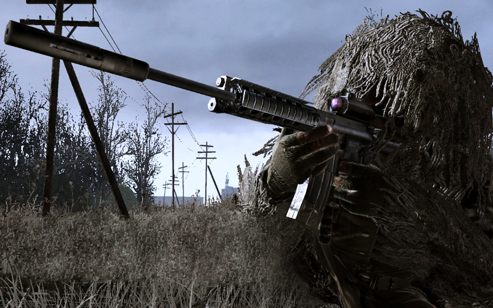 Sniper Wallpapers from Video Games HQ Wallpapers   Wallpapers 1594x996