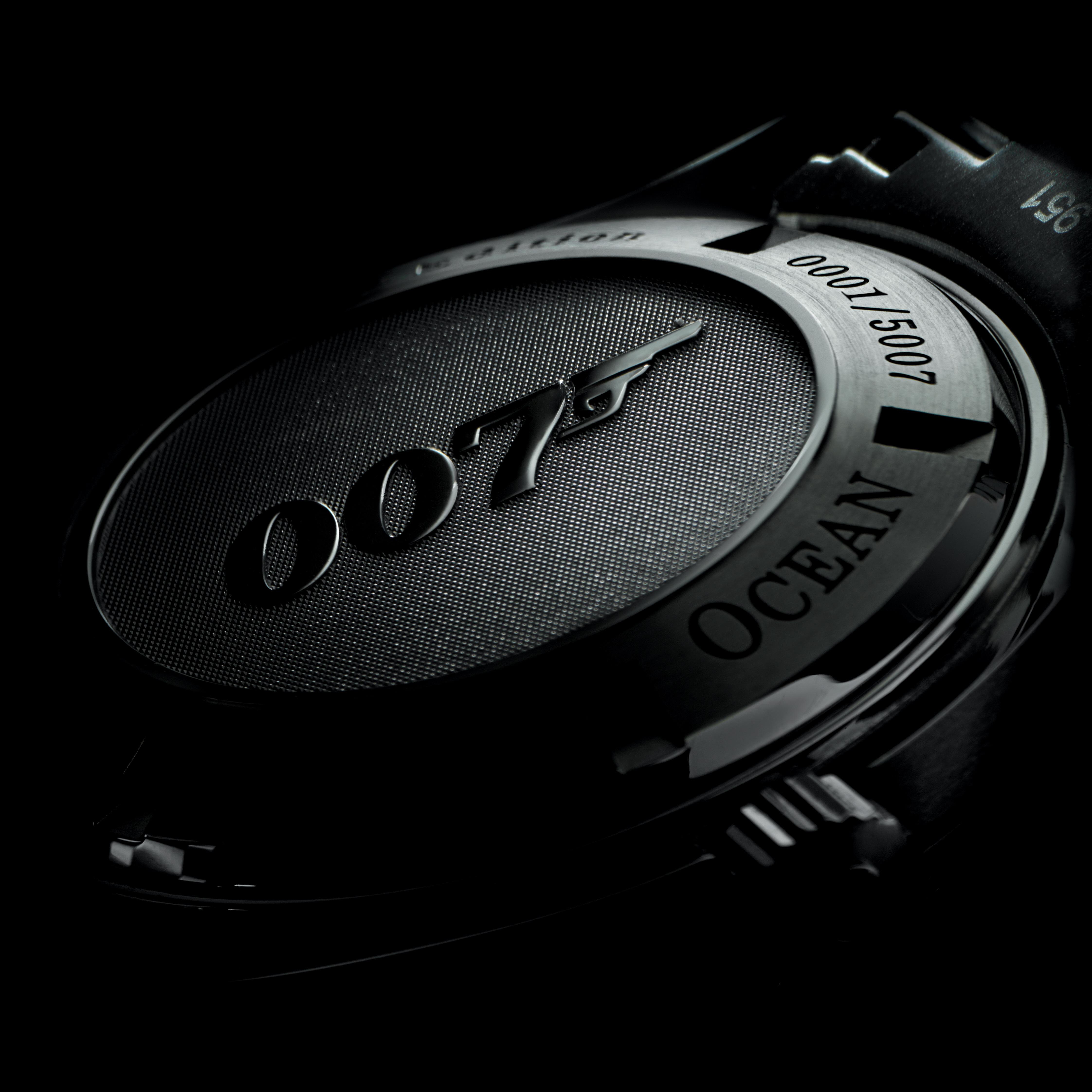 Quantum Of Solace James Bond Limited Edition Planet Ocean 455mm 4488x4488