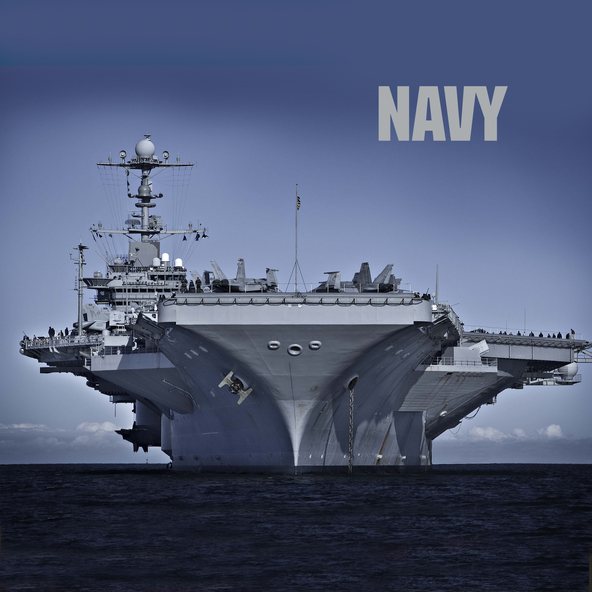 US Navy Wallpaper for your New iPad with Retina Display 2048x2048