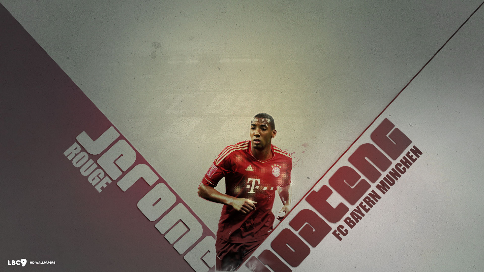 Jerome Boateng Football Wallpaper 1920x1080