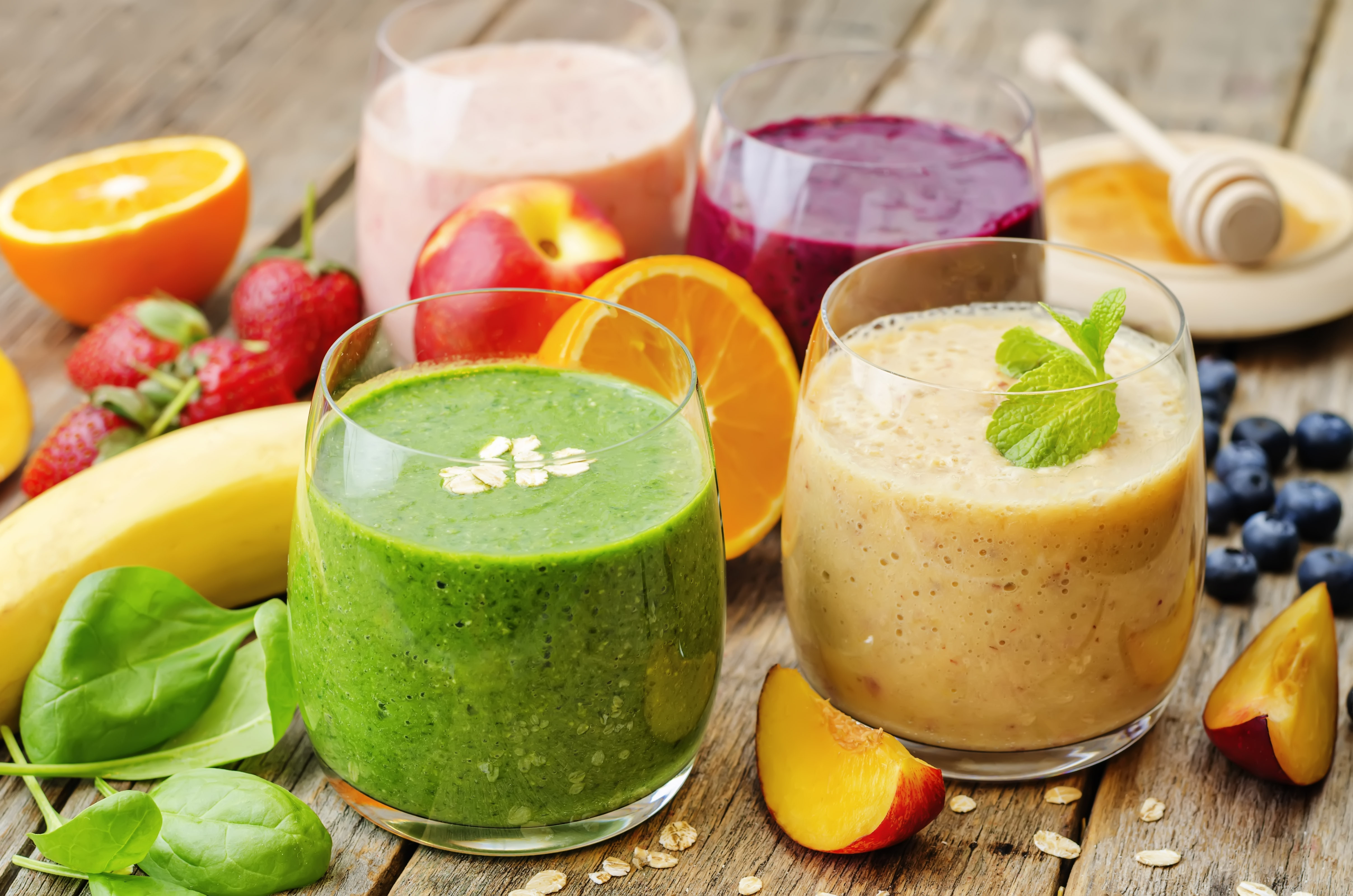 176 Smoothie HD Wallpapers Background Images 4833x3201