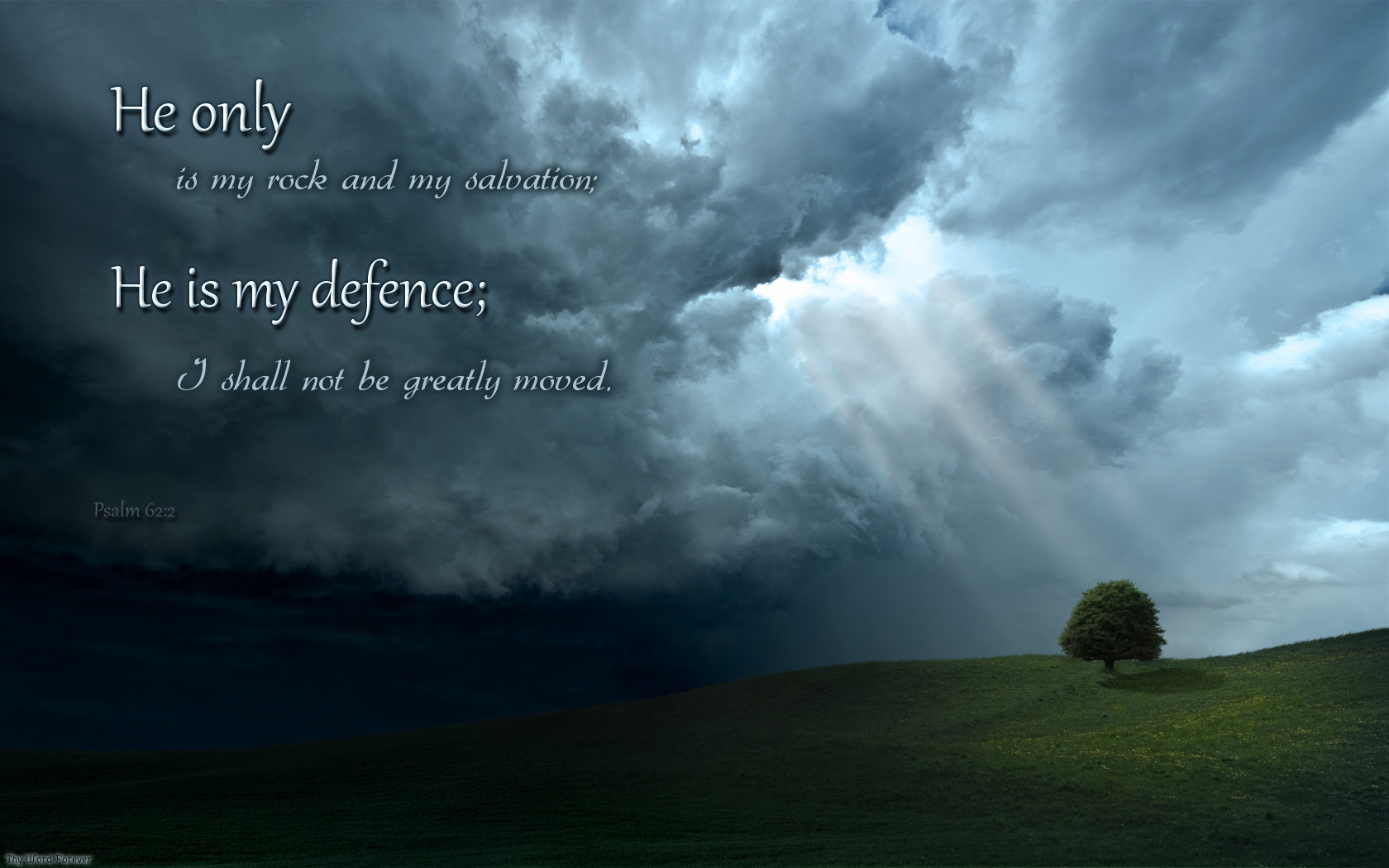 Psalm 622 Wallpaper   Christian Wallpapers and Backgrounds 1680x1050