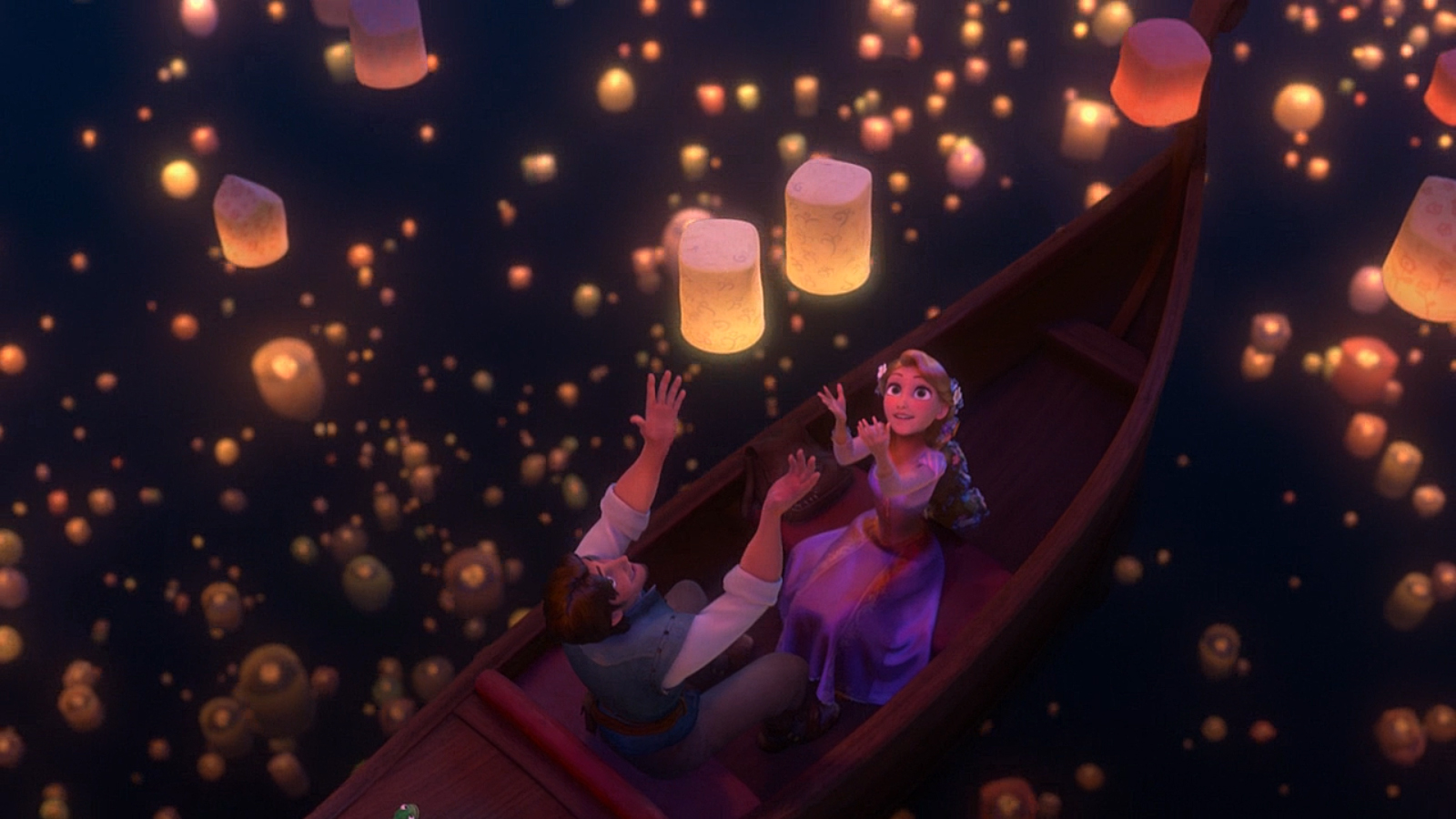 tangled HD Wallpaper 1600x900