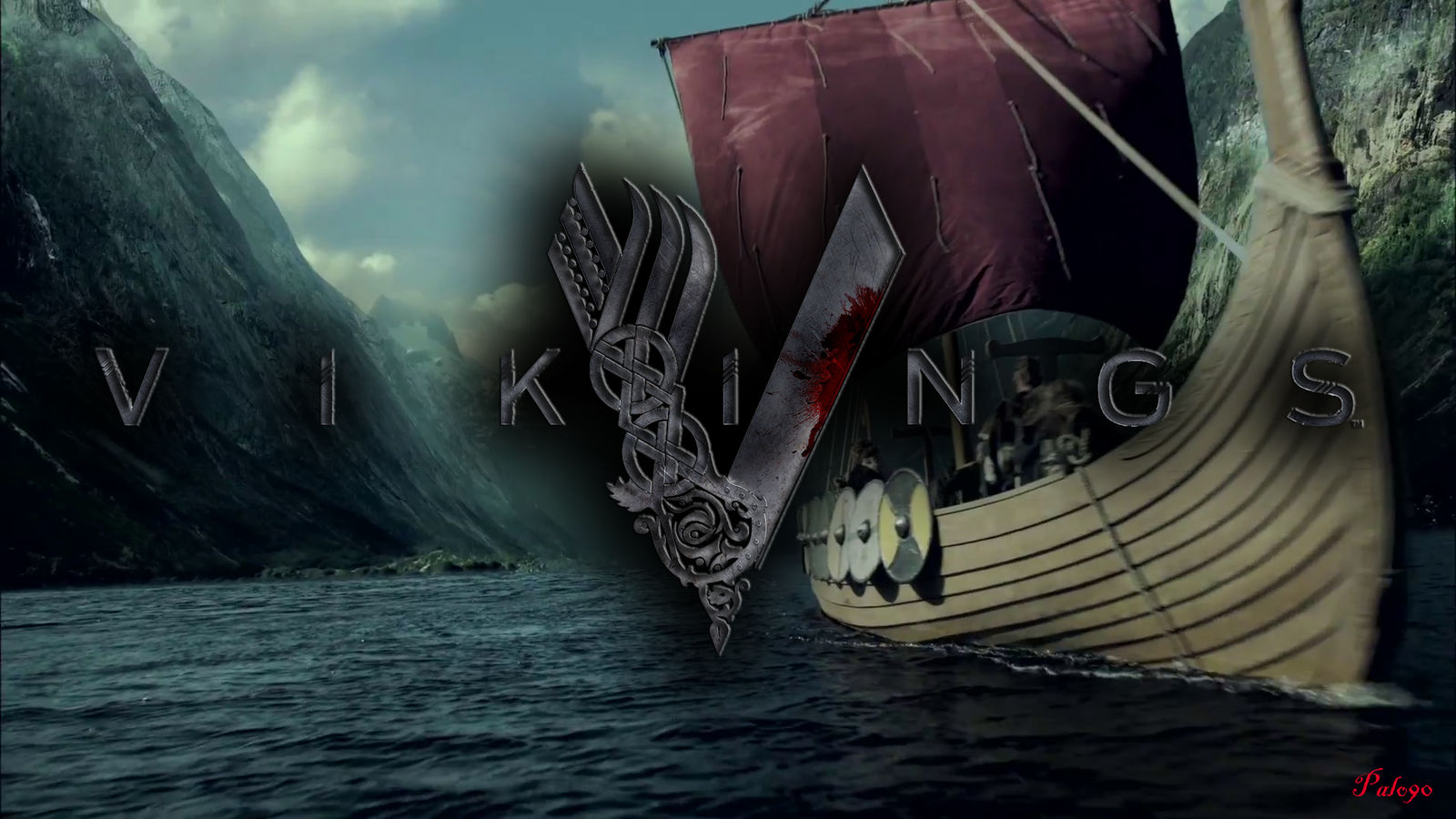 Vikings History Channel Wallpaper By Palo90 On 1600x900