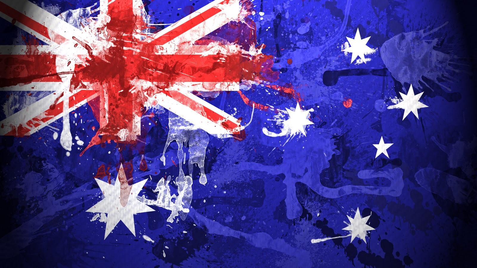 Australian Flag HD Wallpapers Download Desktop Wallpaper 1600x900