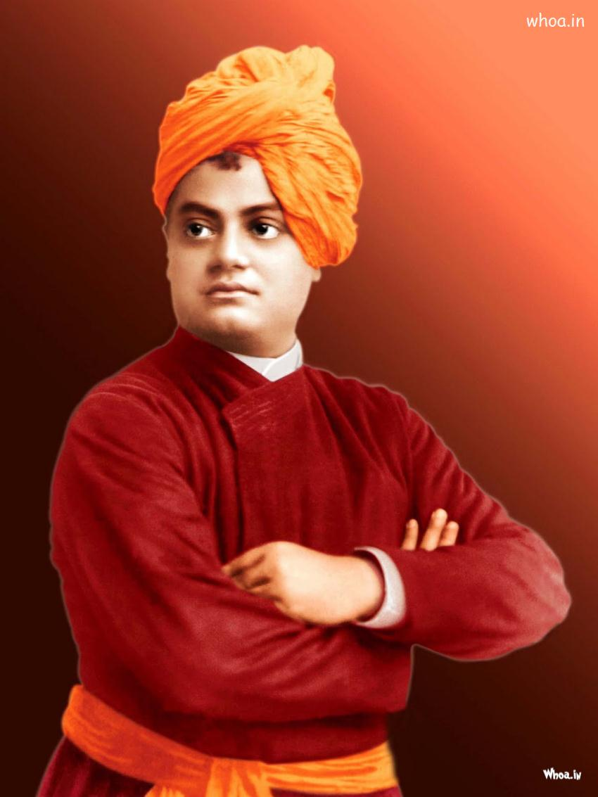 download Swami Vivekananda Simple Images [850x1133] for your 850x1133