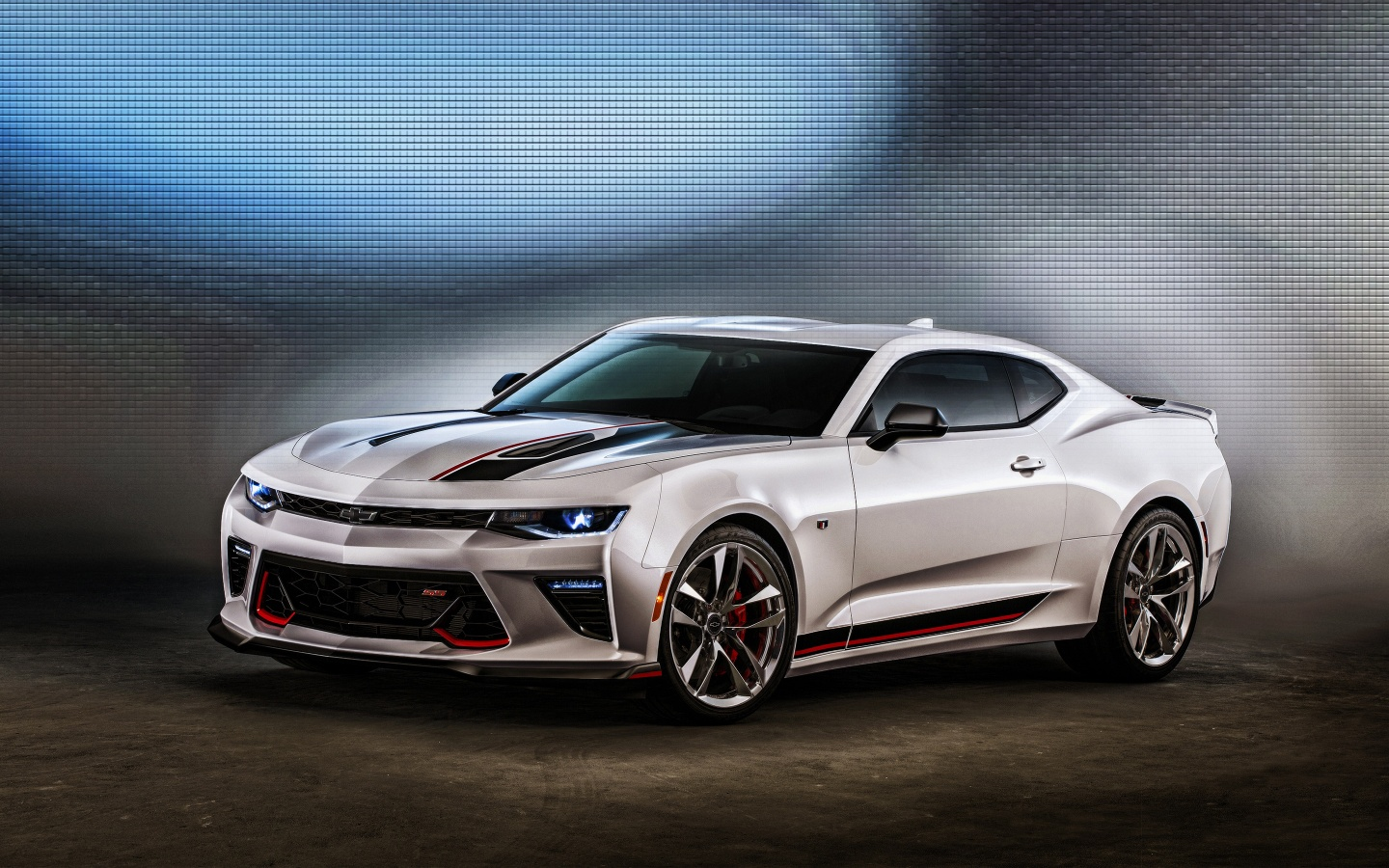 2016 Chevrolet Camaro SEMA Wallpaper HD Car Wallpapers 1440x900