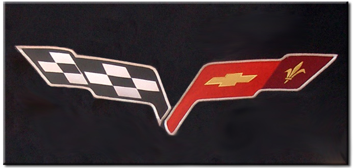 Corvette Emblem Wallpaper Since the corvettes debut in 696x330