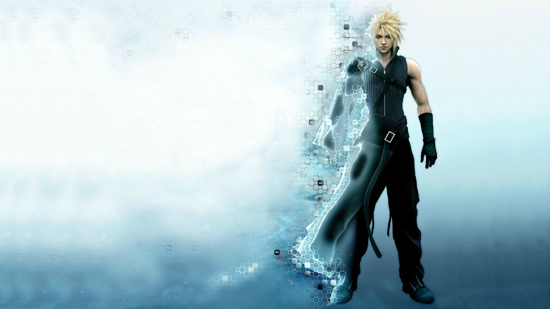Final Fantasy 7 wallpaper Advent Children   Splendid 1920x1080