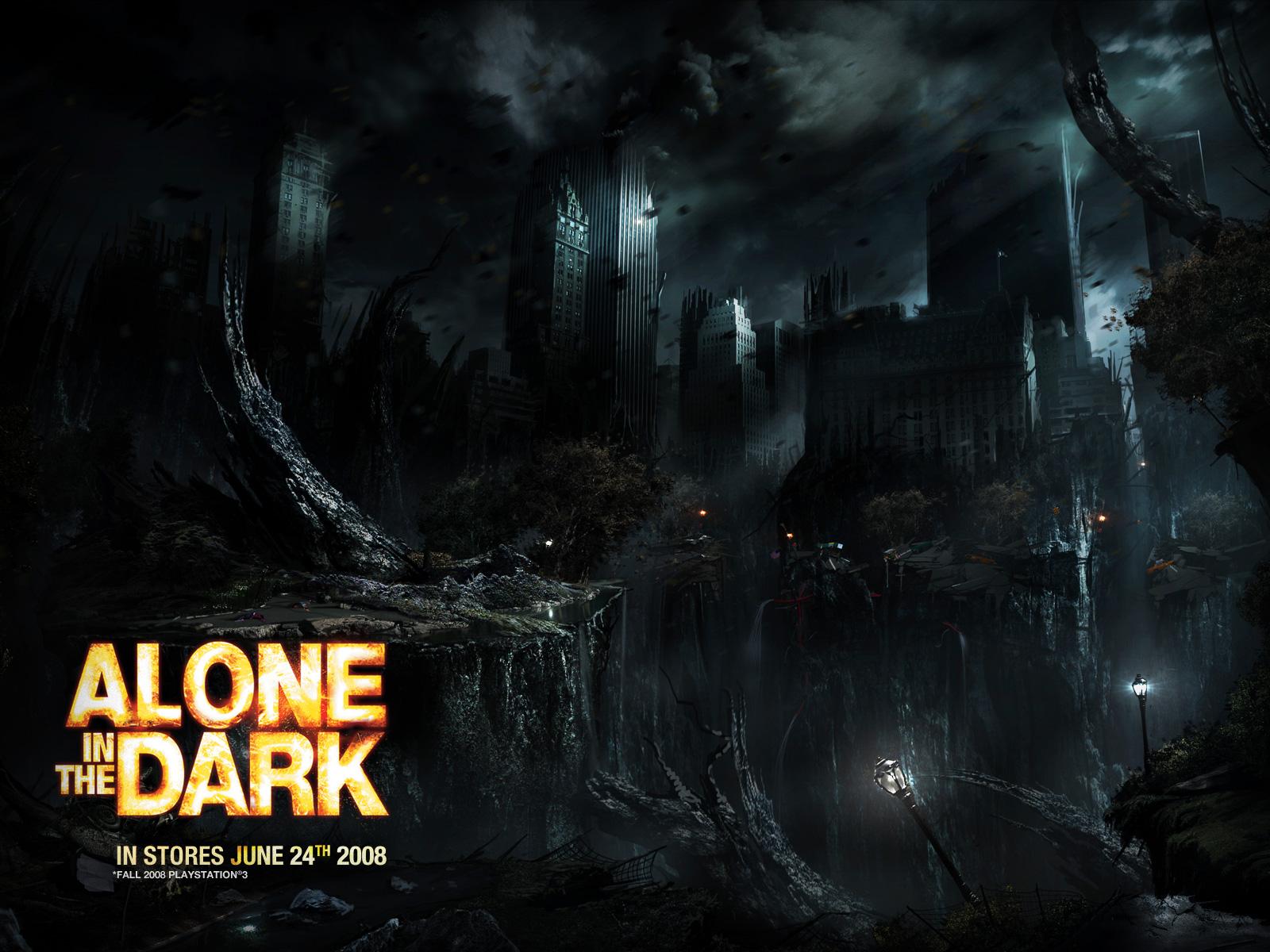 dark city alone dark wallpaper dark city wallpaper dark cityjpg 1600x1200
