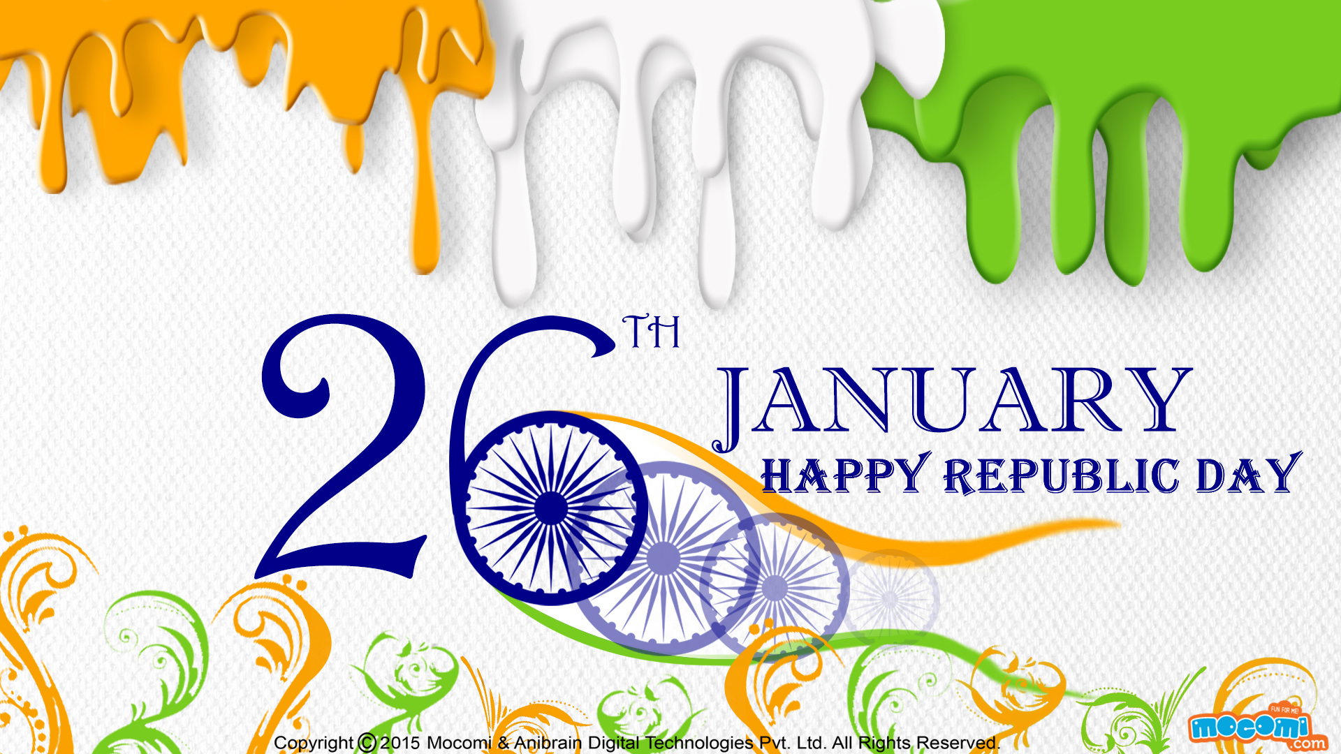 Happy Republic Day Wallpaper 3   Republic Day High Resolution 1920x1080