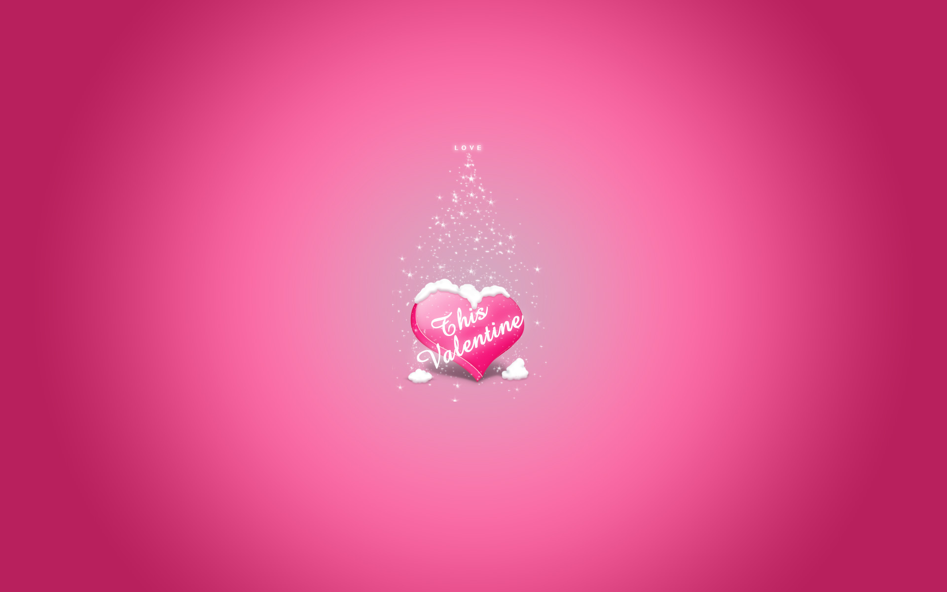 New pink 3d background Pink 3D wallpapers 1920x1200