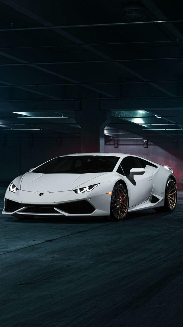 Lamborghini Huracan HD wallpaper for iPhone Cars Cars 638x1136