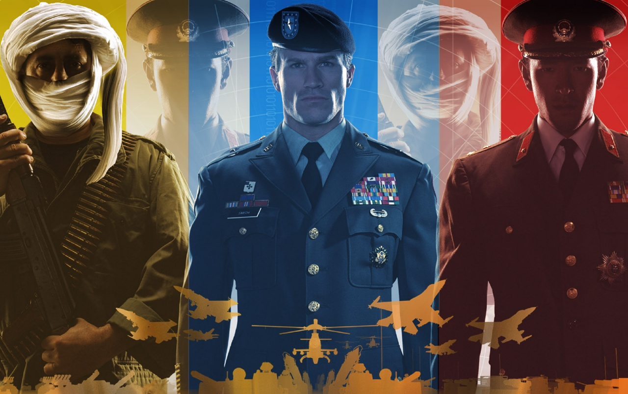 Command Conquer Generals wallpapers Command Conquer 1280x804