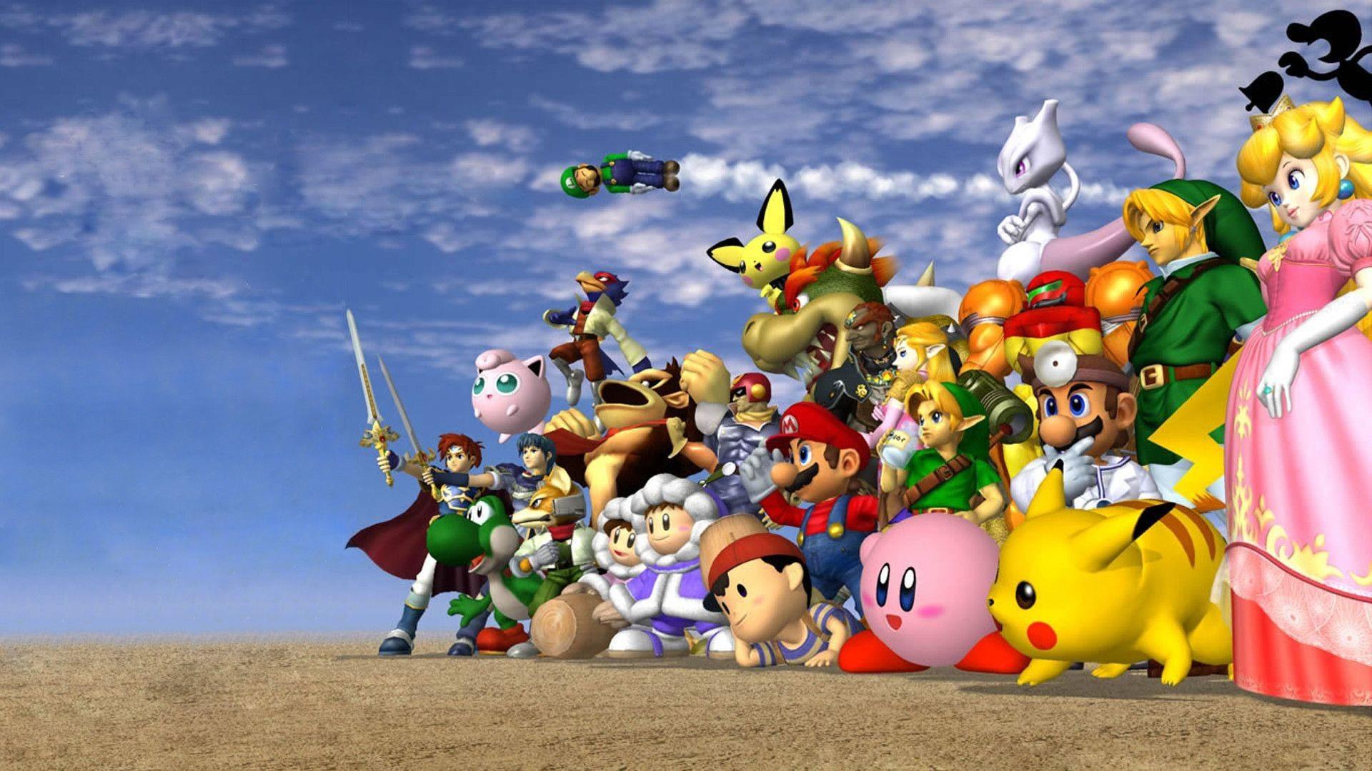 Cool Nintendo Wallpapers   Top Cool Nintendo Backgrounds 1920x1080