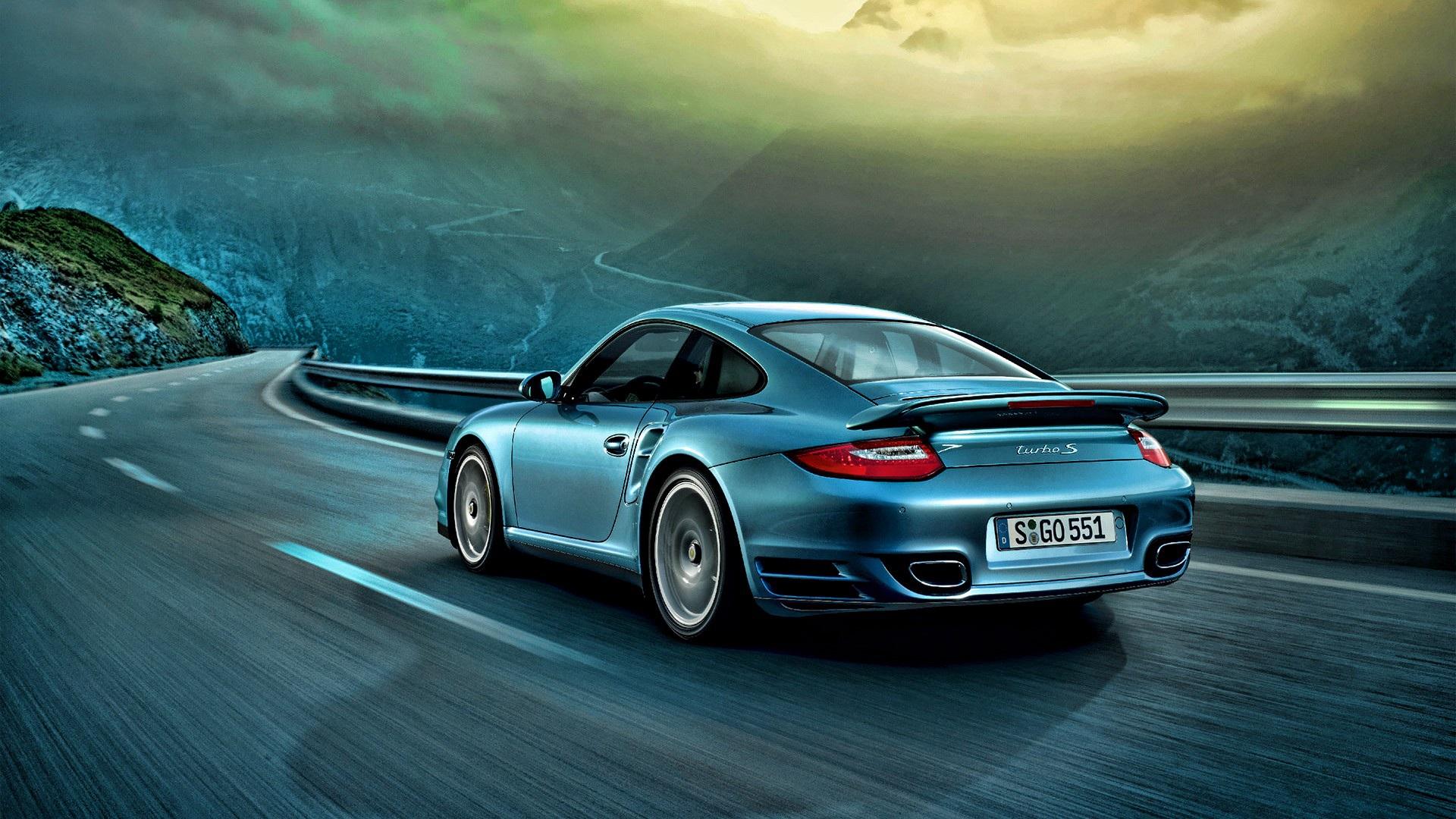 Porsche 911 Turbo   wallpaper 1920x1080