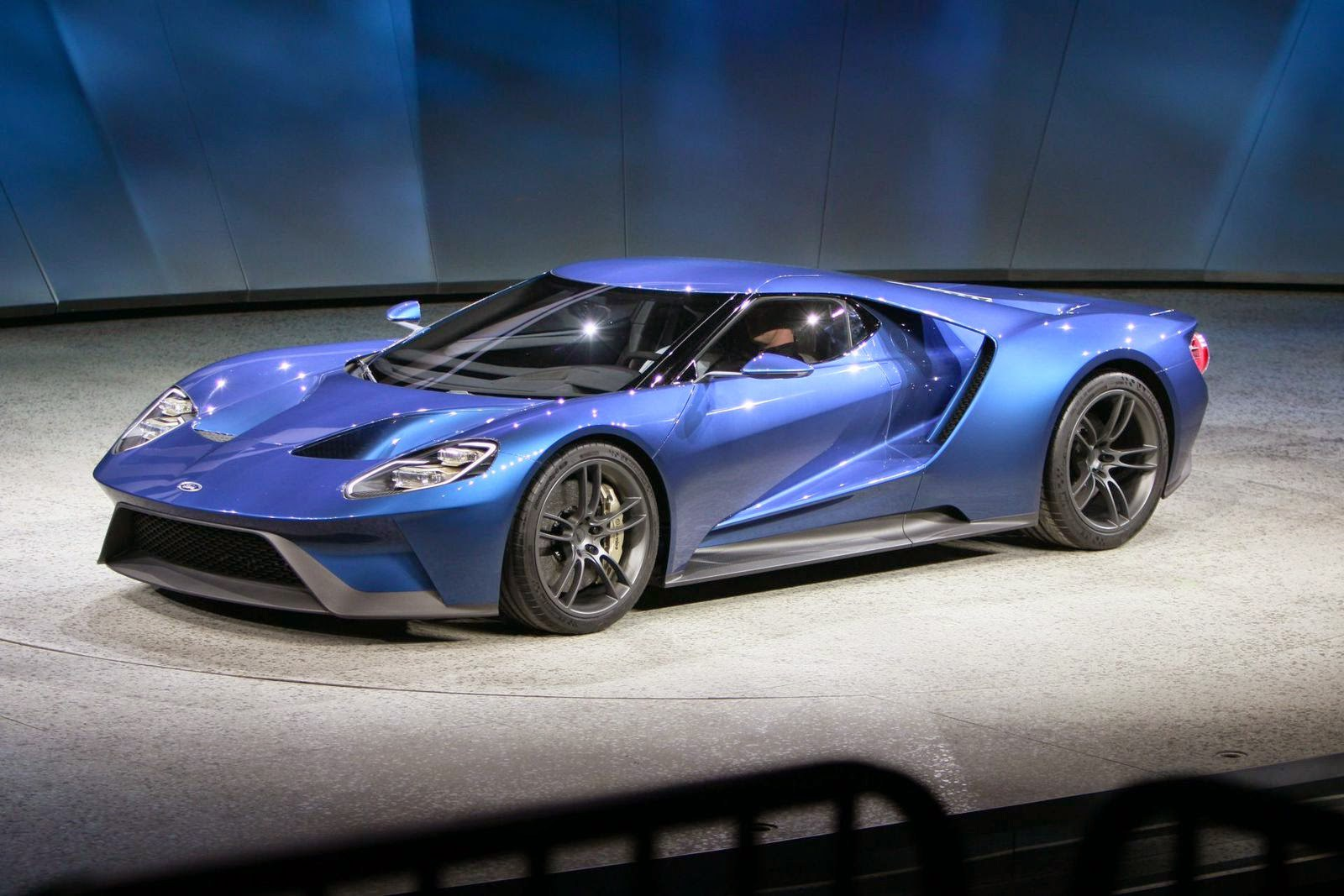 2017 Ford GT Concept 600 HP SuperCars Show 1600x1067