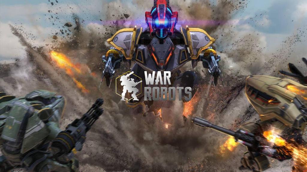 War Robots Wallpaper by rifter64 1024x576