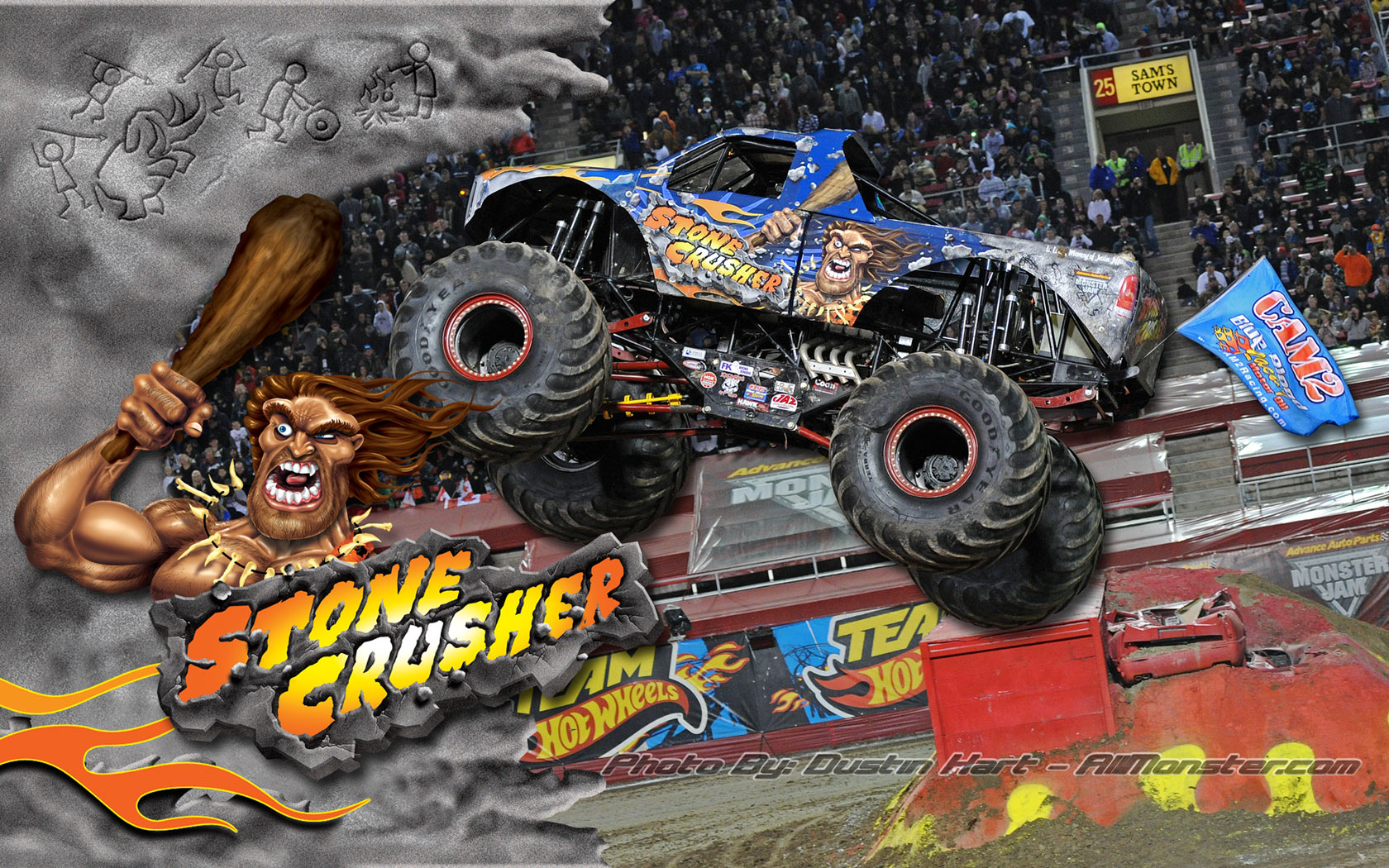 Monster Truck Wallpapers 1680x1050