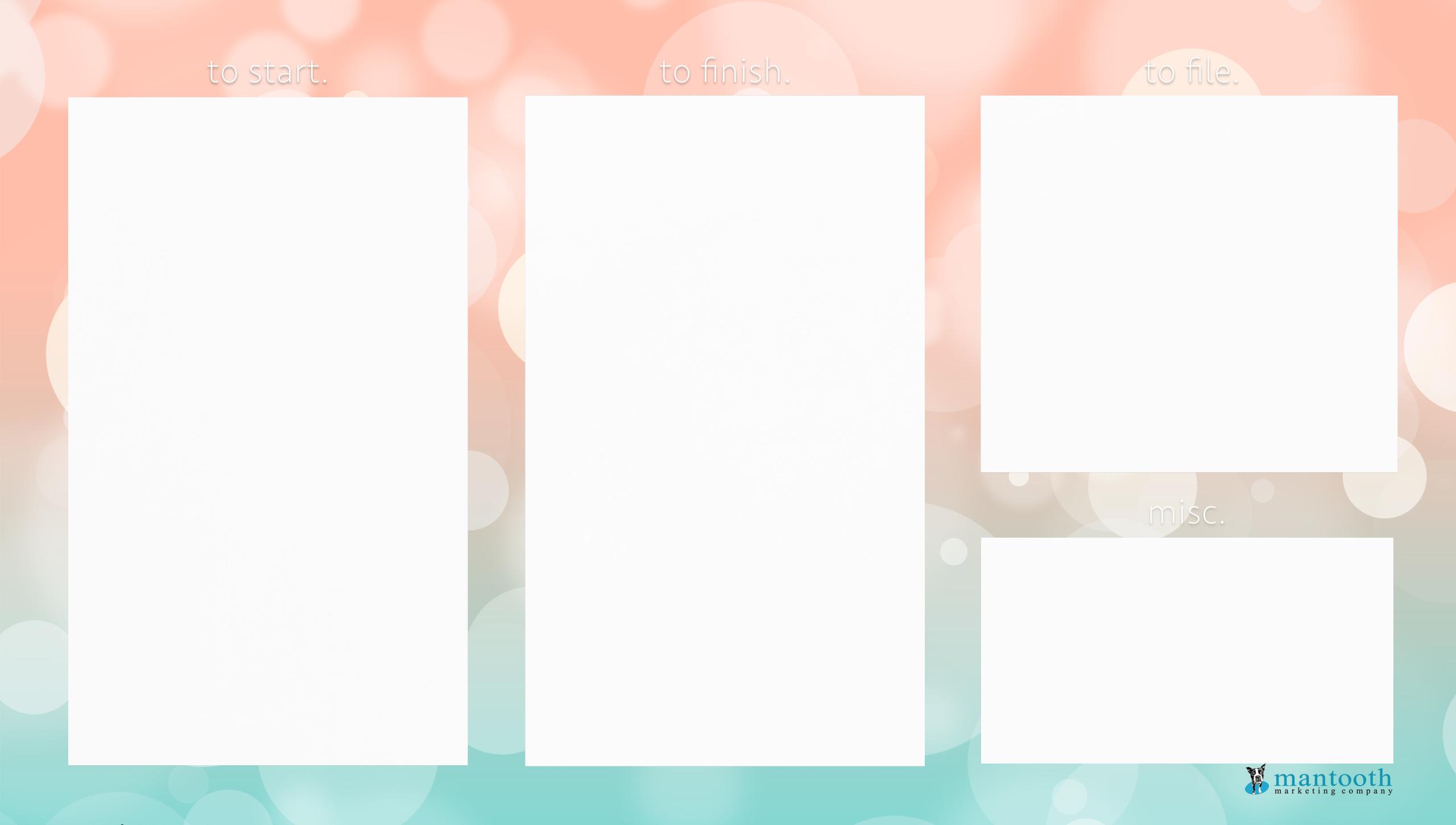 [47+] Organize Desktop Wallpaper on WallpaperSafari