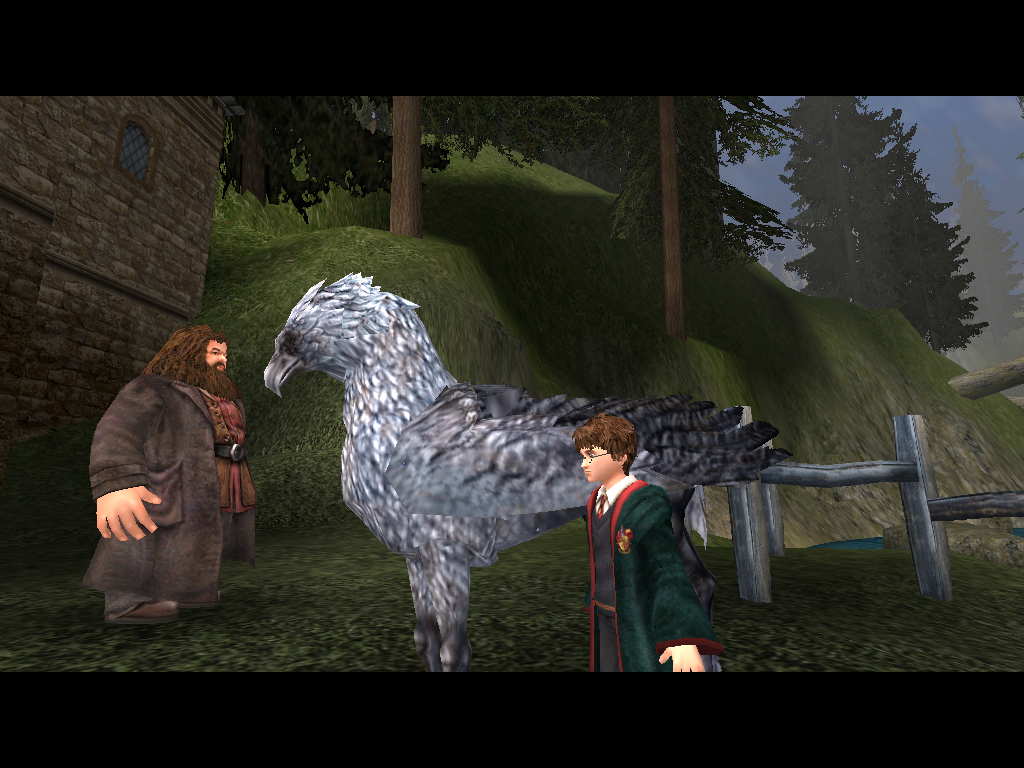 Harry Potter and the Prisoner of Azkaban Screenshots for Windows 1024x768