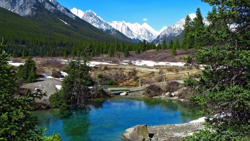 Banff National Park Wallpapers Download Desktop Wallpaper 1024x576