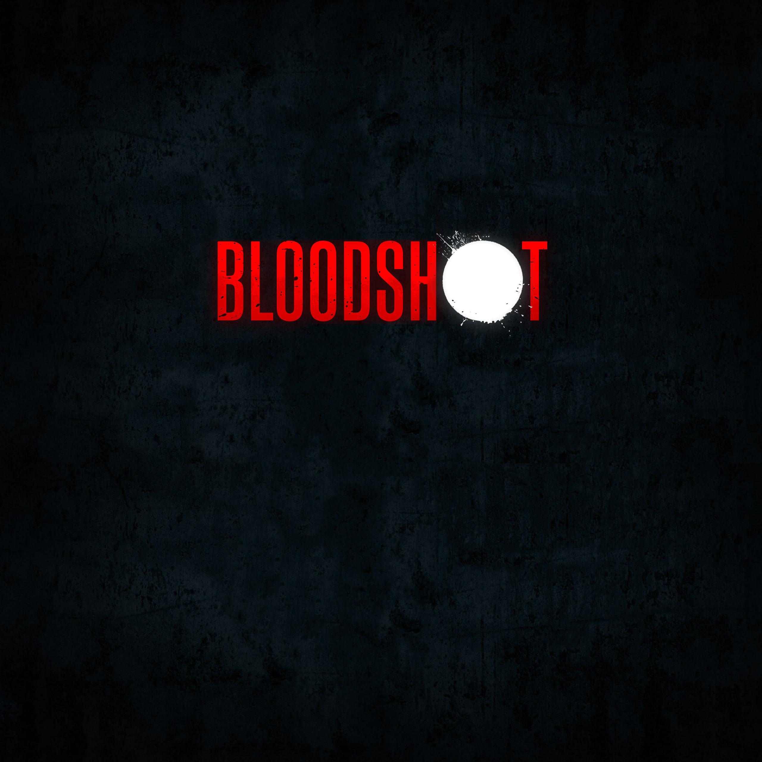 Bloodshot Movie Logo Wallpaper HD Movies 4K Wallpapers Images 2560x2560